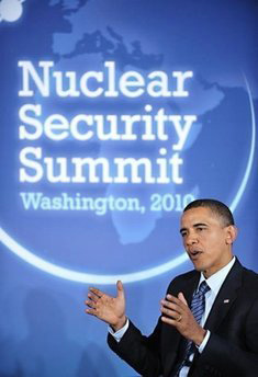Nuke Industry Cheerleader Barack Obama