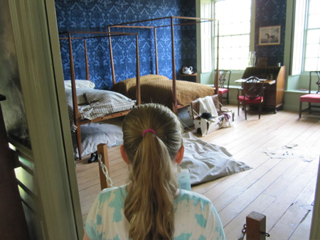 Schuyler Mansion, Children's Bedroom