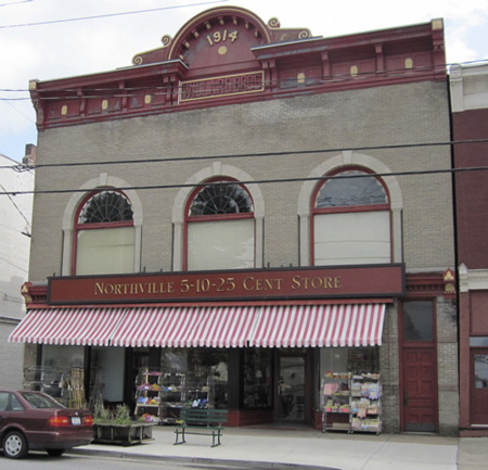 The Five And Dime In Northville, NY
