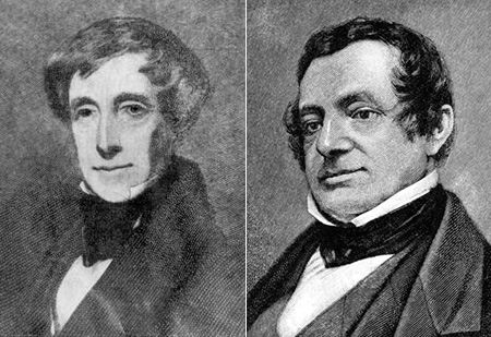 Inventors Of Modern Christmas Charles Clement Moore And Washington Irving