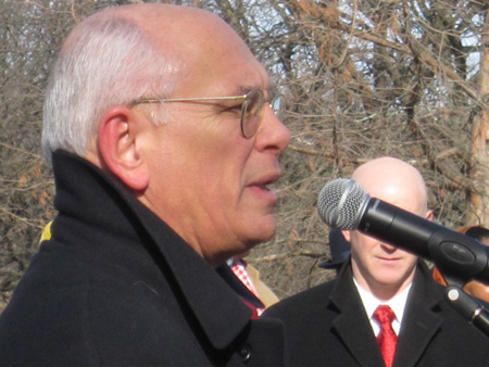 Paul Tonko Voted Against The 2012 NDAA and Tried To Stop Rider 1021