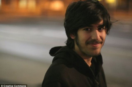 Internet Freedom Fighter Aaron Swartz