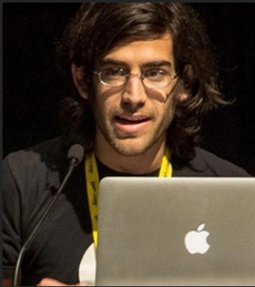 Aaron Swartz, Doing What He Did Best