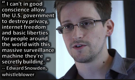 Patriot Edward Snowden