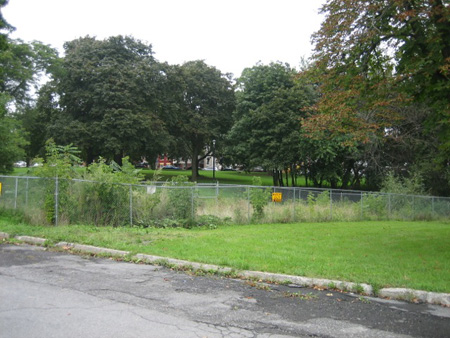 Where The Beaverkill Leaks: The Fenced Off Sinkhole In Lincoln Park