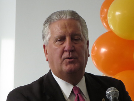 Jerry Jennings, Mayor Of Albany NY From 1994 To 2013