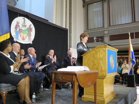 Cap Mayor Of Albany Kathy Sheehan