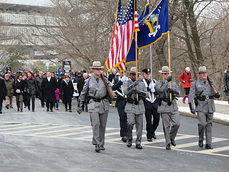 State Police Honor Guard