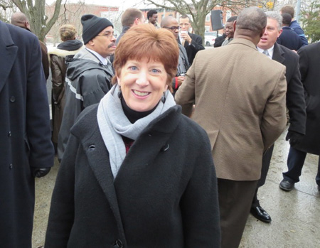 Will Mayor Sheehan Still Be Grinning Next Year?