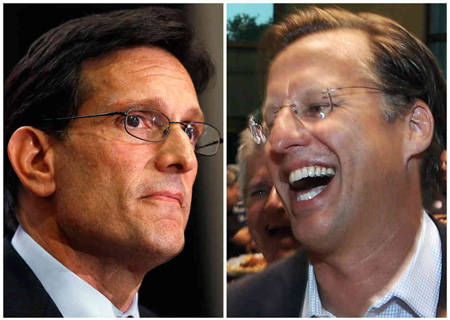 Eric Cantor And David Brat