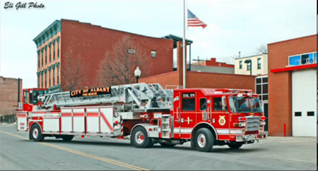 A Rare Photo Of Ladder #1 From 2009
