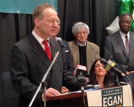 Dan Egan Announces His Run For County Executive
