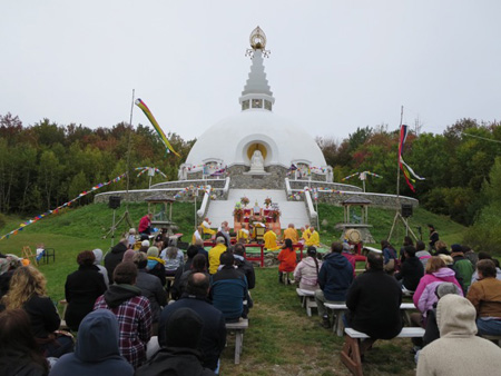 Grafton Peace Pagoda, 22nd Anniversary Celebration