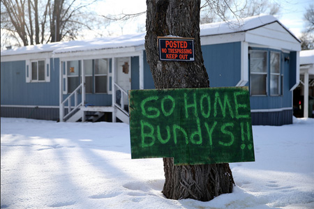 "The Neighbors In Burns, Oregon Were Not Pleased With The ""Occupation"""