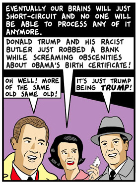Tom Tomorrow, This Modern World