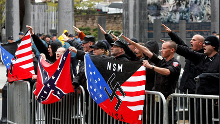 Neo-Nazis At The 2016 Re-pub National Convention