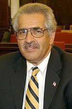 County Chair Frank Commisso
