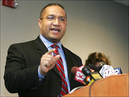 David Soares, Albany County District Attorney